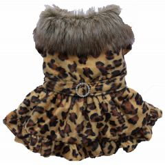 DoggyDolly Cleopatra Hundekleid - warmes Hundekleid von DoggyDolly DF015