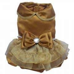 DoggyDolly Luxus Hundekleid