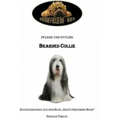 Bearded Collie Hundepflegebuch