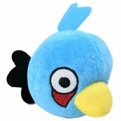 "Angry Birds Plüschtier – blauer Vogel ""Blues"" Aktion"