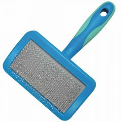 Schonende Slicker Brush von Vivog