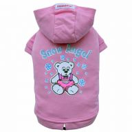 DoggyDolly Hundepullover Snow Angel rosa