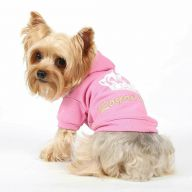 DoggyDolly Royal Divas Pink Hundepullover
