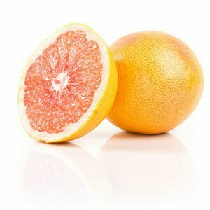 Grapefruit in Bubbles & Nature Hundepflegeprodukten
